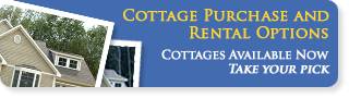 Independent Living Cottage Rental and Purchase options